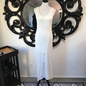 F21 Size small Crochet dress